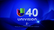 Wuvc univision 40 id 10th anniversary 2013