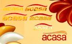 Acasa logo history