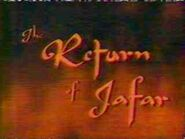 Aladdin The Return of Jafar 1994 Title