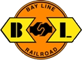 Bay Line Railroad - 2007