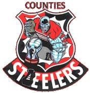 Counties Manukau Steelers old logo