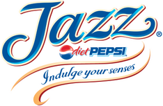 Diet Pepsi Jazz logo