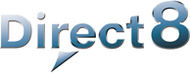 Direct 8 logo 2008
