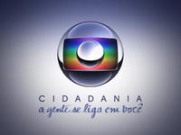 Globo Cidadania A gente se liga em você logo Maio de 2011