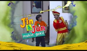 Jin dan jun makin gokil