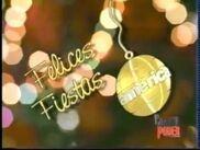 Logo Navidad América Televisión 1999