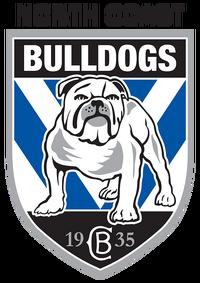 North Coast Bulldogs Logo