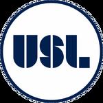 USL logo (2015, sleeve badge)