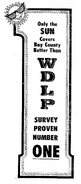 WDLP - Survey Proven Number One - 1968 -January 28, 1968-