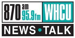 WHCU 870 AM 95.9 FM
