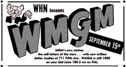 WMGM New York 1948