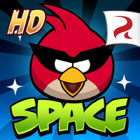 Angry Birds Space HD Square Icon