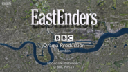 BBC Eastenders End Board 2015