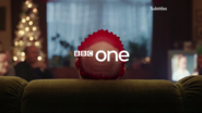 BBC One Christmas 2016 Party Hat ident
