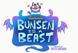 Bunsen is a Beast Created by Butch Hartman