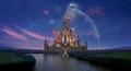 Disney Logo Hamilton Trailer Variant