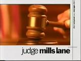 Judge Mills Lane
