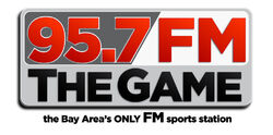 KGMZ 95.7 FM The Game