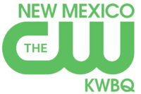 KWBQ logo (The CW)