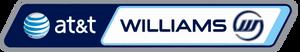 Logo AT&T Williams 2011