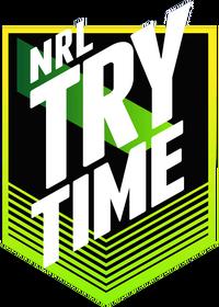 NRL Try Time Logo