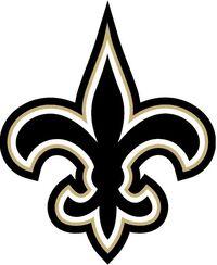 New Orleans Saint Black