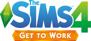 TheSims4GetToWorkLogo