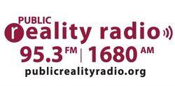 WPRR Public Reality Radio 95.3 FM 1680 AM