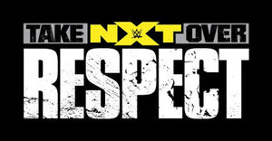 WWE NXT Takeover Respect