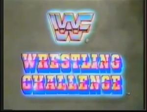 WWF Challenge 2