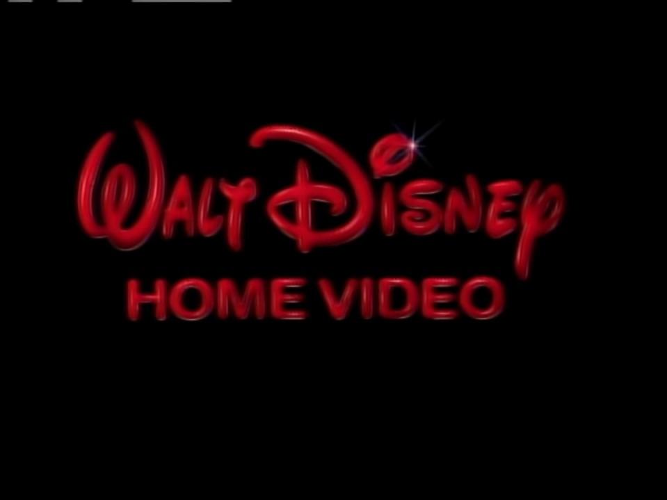 Walt Disney Home Video 1986