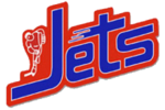 Winnipeg Jets logo (alternate, 1972-1973)