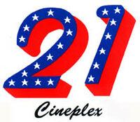 21 Cineplex logo old