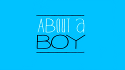 About a Boy intertitle