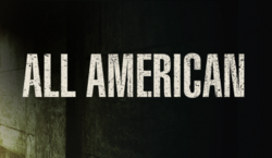All American titlecard