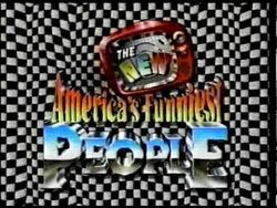 America's Funniest People Second Logo