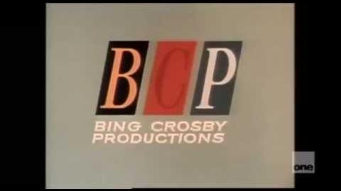 "Bing Crosby Productions (1965) Viacom ""V of Steel"" *4 Wipes Warp Speed* (1986)"