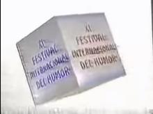 Festival Internacional del Humor 1994 logo