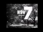HSV7 Test Transmissions Ident