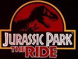 Jurassic Park: The Ride