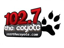 KCYE 102.7 The Coyote
