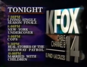 Kfox ident 1994