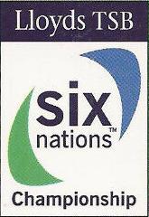 Lloyds TSB Six Nations logo