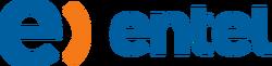 Logo Entel Perú 2014-presente