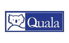 Quala old logo