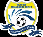 Rajapruk Muangnont United 2014