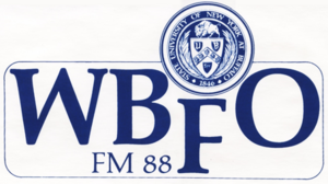 WBFO - FM 88 -unknown year-