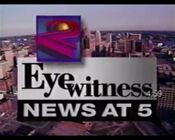 WJBK TV2 Eyewitness News 5pm 1995
