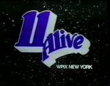 WPIX 11 Alive 1977
