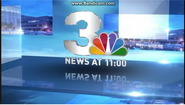 WSTM NBC 3 News at Eleven (December 2016)